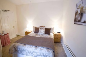 Room 1 - Forest Gate Lodge New Forest Bed & Breakfast