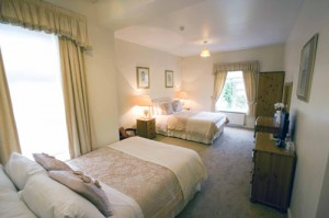 Room 4 - Forest Gate Lodge New Forest Bed & Breakfast